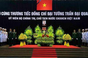 Thông báo của Ban tổ chức Lễ tang Chủ tịch nước Trần Đại Quang