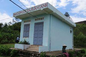 Cần khắc phục hư hỏng trạm cấp nước Xuân Cảnh để phục vụ nước sạch cho 200 hộ dân