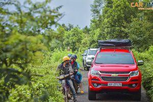Chevrolet Trailblazer 2018 an toàn cỡ nào?