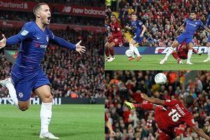 Toàn cảnh Liverpool 1-2 Chelsea: 'Lữ đoàn đỏ' đứt mạch toàn thắng