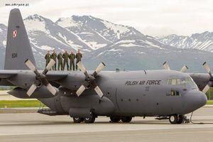 Đức chi mạnh tay để mua 6 máy bay vận tải C-130 Hercules
