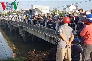 Phát hiện thi thể nam thanh niên trôi sông ở Bình Định