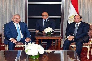 Ai Cập và Israel thúc đẩy tiến trình hòa bình Trung Đông