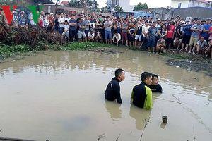 Lái xe taxi thiệt mạng vì ngã xuống cống ngầm ở Hải Phòng