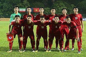 Thua thảm Iran, U16 Việt Nam dừng bước tại sân chơi châu lục