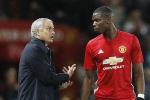 Nội bộ MU 'rối như tơ vò': Mặc kệ Mourinho, tâm trí Pogba không còn ở Old Trafford