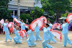Hội Người cao tuổi phường 2: Tổ chức Liên hoan Văn nghệ - Dưỡng sinh