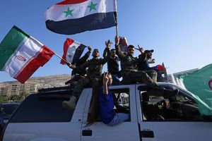 Mỹ bất ngờ 'đảo chiều' hiện diện Iran tại Syria