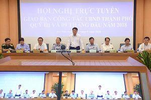 Chủ tịch UBND TP Hà Nội: Phải xử lý nghiêm các đối tượng vi phạm pháp luật ở chợ Long Biên