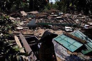 Động đất 7,7 độ richter gây cảnh báo sóng thần ở Indonesia