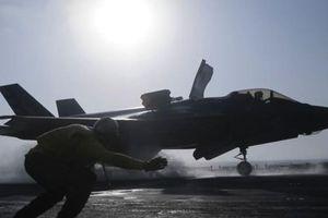 Mỹ lần đầu tiên triển khai F-35 không kích và thành công