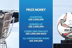 Tuyển Việt Nam lấy 'triệu đô' ở Asian Cup được không?