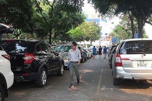 TP.HCM: Kiến nghị công bố quy hoạch hệ thống bến bãi đậu xe