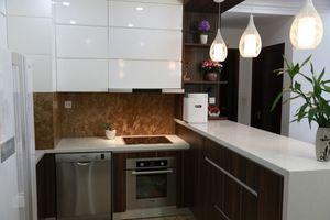 Cách gia tăng diện tích cho căn bếp nhỏ