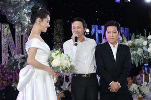 Chuyện chưa kể về hôn lễ cổ tích của Trường Giang - Nhã Phương