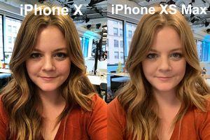 Người dùng iPhone XS phàn nàn vì ảnh selfie quá mịn