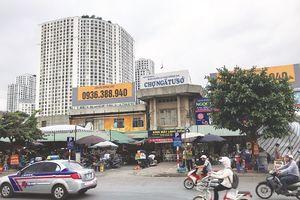 Khắc phục tồn tại về PCCC tại chợ Ngã Tư Sở: Chờ cơ chế đặc thù