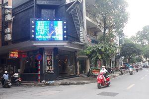 Dịch vụ kinh doanh karaoke: Không để giấy phép chồng giấy phép