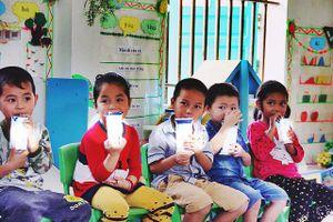 Chương trình Sữa học đường: Vì thể lực và tầm vóc thế hệ tương lai