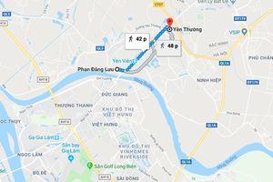 Hà Nội: Phê duyệt chỉ giới đường đỏ từ Phan Đăng Lưu đến Yên Thường, huyện Gia Lâm