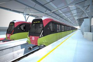 Khuê Văn Các, đồng lúa, thanh long vào thiết kế đoàn tàu metro tuyến Nhổn – ga Hà Nội