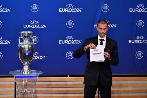 Chính thức: Đức là chủ nhà EURO 2024