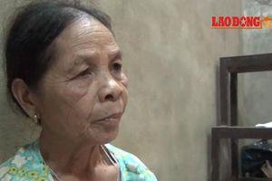 Con trai hai vợ chồng chết cháy ở Đê La Thành hứa cố gắng nuôi bà, nuôi em