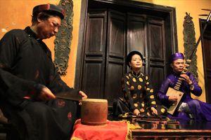 Lập Hội đồng xét tặng NNND, NNƯT lĩnh vực di sản văn hóa phi vật thể