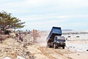 Tìm giải pháp chống sạt lở bờ biển (Tiếp theo và hết) (*)