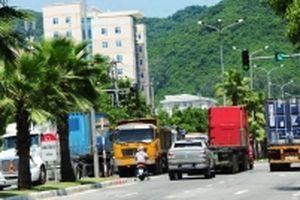 Tăng thời gian cấm xe container vào cảng Tiên Sa giờ cao điểm