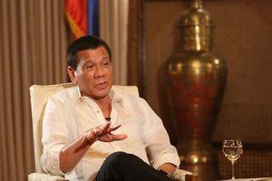 Ông Duterte nói về 'tội lỗi duy nhất'