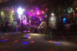 Phát hiện 18 người nước ngoài dương tính với chất ma túy trong quán bar