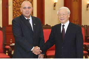 Thúc đẩy mối quan hệ hữu nghị đặc biệt Việt Nam - Cuba