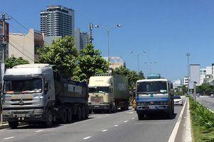 Nỗi lo hung thần xe tải ở TP Đà Nẵng