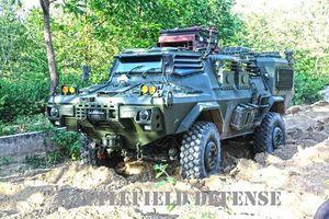 Lạ lẫm cách Thái Lan 'lột xác' xe thiết giáp Việt Nam có dùng