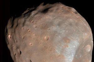 Nguồn gốc vệ tinh Phobos