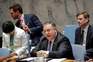Mỹ dọa 'tăng áp lực' lên Triều Tiên
