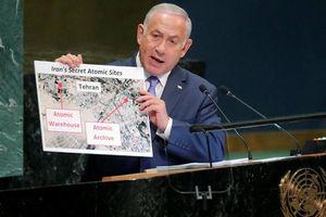 Thủ tướng Israel tiết lộ cơ sở hạt nhân bí mật của Iran tại thủ đô Tehran