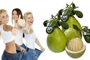 Mách bạn 3 thực đơn ăn kiêng bằng bưởi giúp cân nặng giảm 'vù vù', vòng eo săn chắc, thon gọn sau 10 ngày