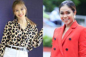 Hoàng Hồng Ngọc chia sẻ chuyện đứng chung sân khấu với diva Hàn Quốc So Hyang