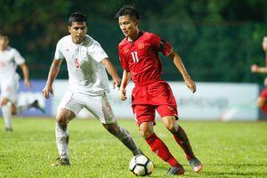 Đội tuyển U16 Việt Nam bị loại khỏi VCK U16 châu Á 2018