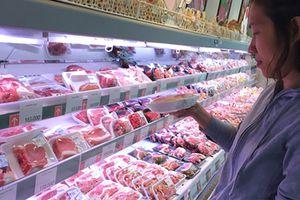 Thịt lợn dự báo còn tăng giá dịp cuối năm