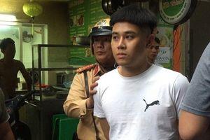 Đi 'ship' ma túy, nam thanh niên hoảng hốt vứt xe bỏ chạy khi gặp CSGT