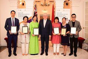 Ra mắt Mạng lưới Doanh nghiệp Việt Nam hỗ trợ quyền năng phụ nữ
