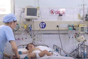 Báo động gia tăng dịch tay chân miệng tại TPHCM