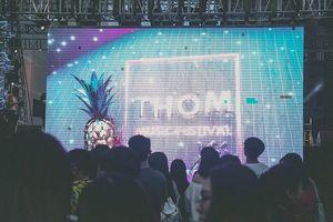 Kiểm soát an ninh thế nào ở lễ hội âm nhạc Thơm Phết 5 nghìn người