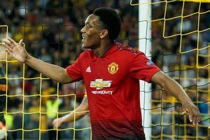 Cuối tuần này, Martial khiến M.U mất thêm 7,2 triệu bảng?
