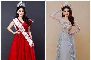 Hoa hậu Phạm Hoàng Diễm My khoe sắc xinh đẹp sau đăng quang