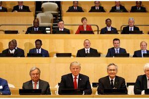 Đại hội đồng LHQ khóa 73: 7 nước đề nghị thành lập Ủy ban xây dựng hiến pháp cho Syria