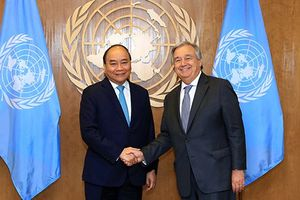 Việt Nam sẽ đóng góp tích cực vào công việc chung của LHQ